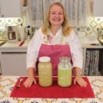 Making Probiotic Rich Sauerkraut