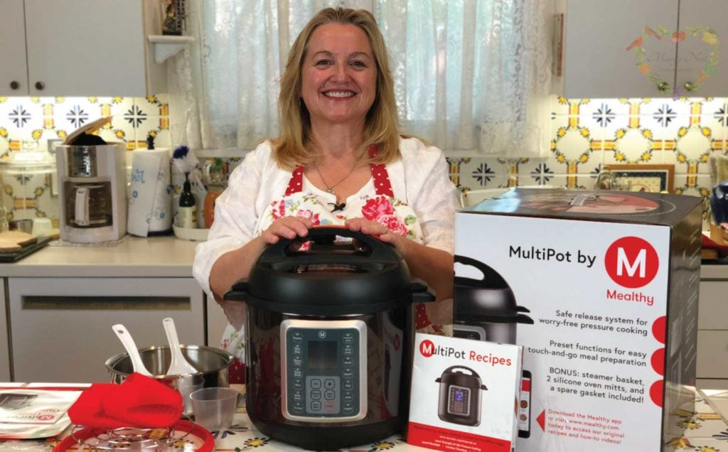 Mealthy Multipot Unboxing – Pressure Cooking and More