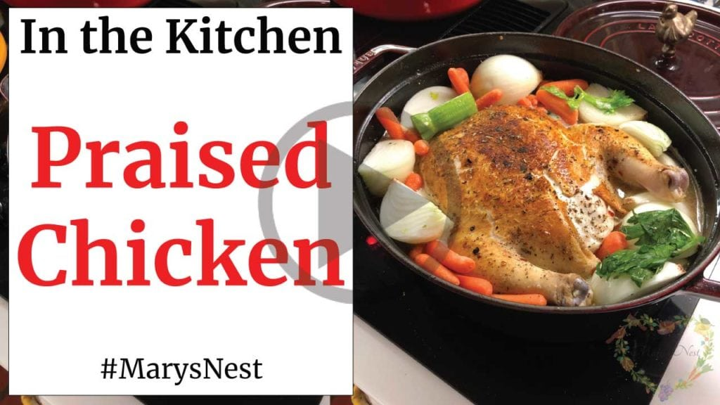 Praised Chicken - An Easy Nigella Lawson Chicken Dinner Recipe Video