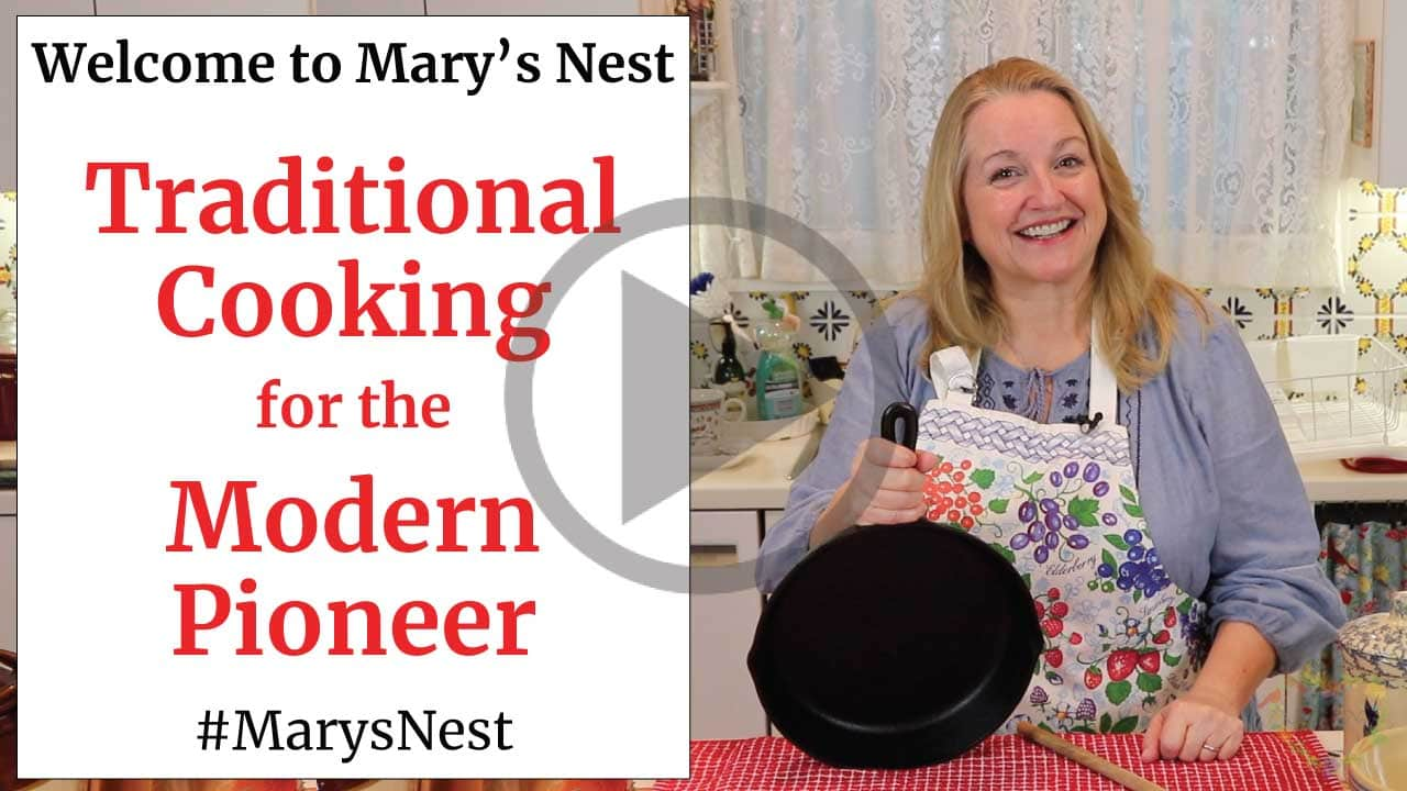 Welcome to Marys Nest YouTube Video