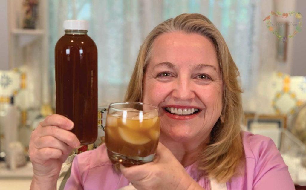 Marys Nest Homemade Fermented Ginger Ale Recipe