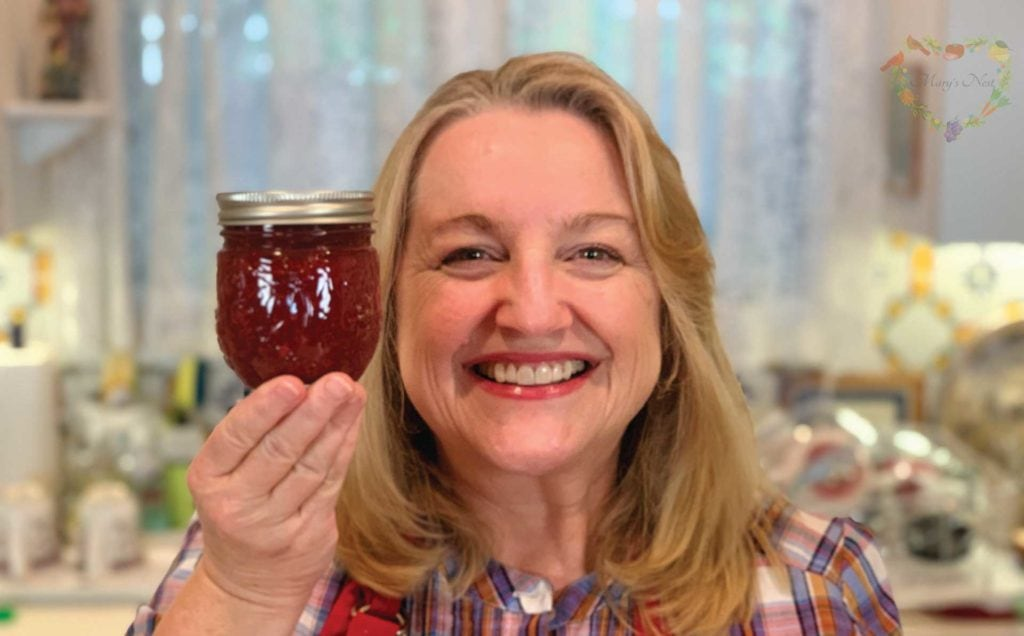 Marys Nest Low Sugar Strawberry Jam Recipe