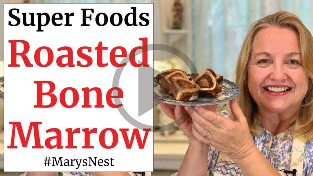 Easiest Roasted Bone Marrow Recipe Video