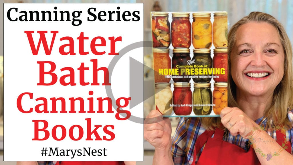 Canning 101 - Canning Basics for Beginners Series - Canning Books Video