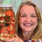 Marys Nest How to Ferment Vegetables Giardiniera Recipe