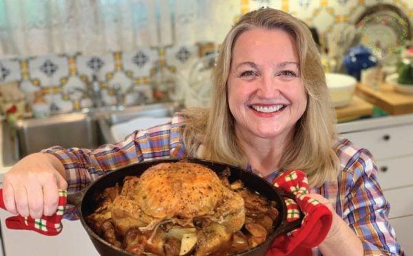 Marys Nest StartStart With A Roast Chicken In Cast Iron Recipe