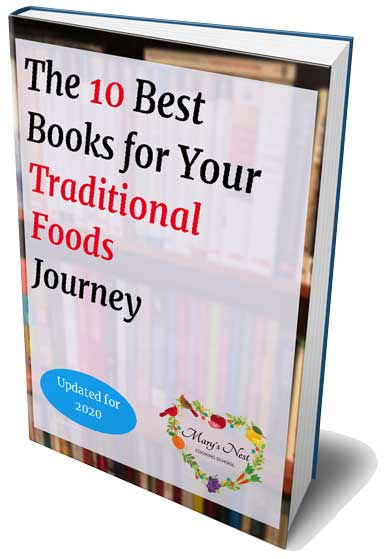 The 10 Best Books for Your Real Foods Journey