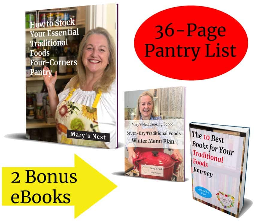 Two free Mary's Nest eBooks