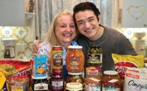 Two Texans Taste Popular and Traditional Eastern European Foods